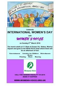 Women's Voice poster