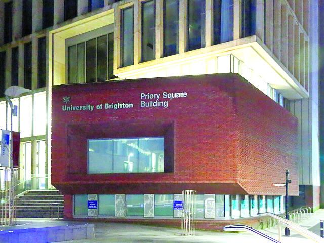 University of Brighton in Hastings