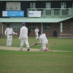 Hastings Priory cricket: playing for the team