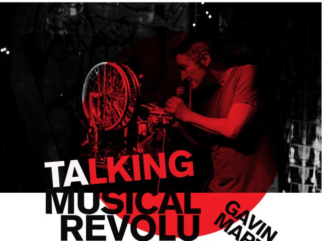 Write on in Hastings: Gavin Martin – Talking Musical Revolutions