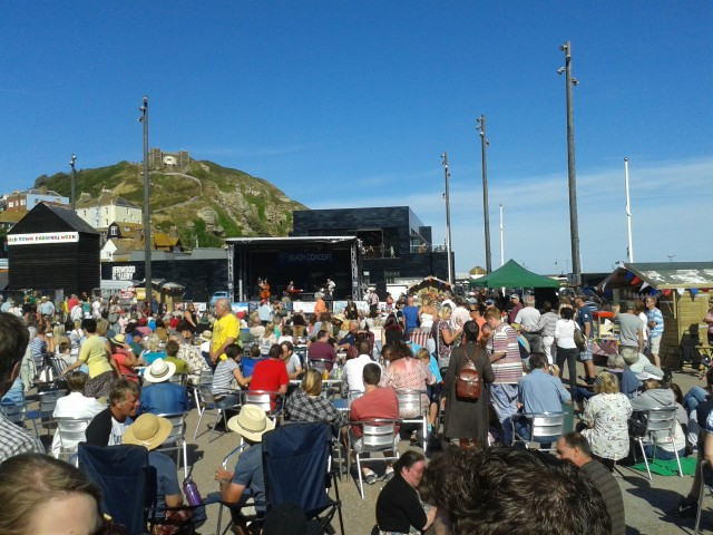 """The """"Nearly on the"""" Beach Concert 2017, Saturday 29th & Sunday 30th July 2017  The Stade Open Space"""