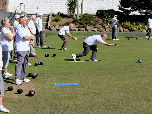 Hastings Open  –  100 Not Out