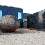 Everything Comes from the Egg: Stephen Turner at the Jerwood by A. Vasudevan, The Literary Shed