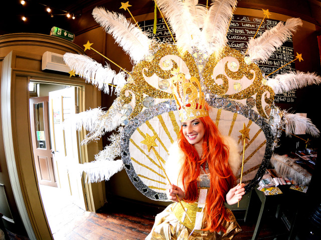 Want to join the Mardi Gras Monarchy?   Fat Tuesday wants to know what you're made of