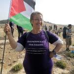 St Leonards Woman Calls  for 'Justice for Palestinians'