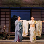 Opera and Ballet  International Perfectly pins Madame Butterfly