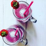 Raspberry Razzle Smoothie