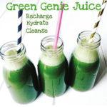 Green Genie Juice