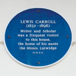 LOCAL LITERARY HISTORY – Lewis Carroll