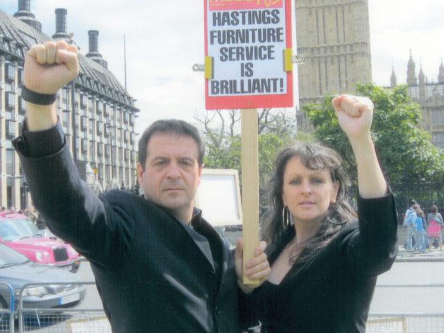 """Hastings should be proud"""