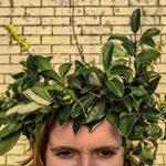 Make a Foliage Crown