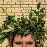 Make a Foliage Crown