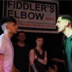 Hastings poet nails London rap battle