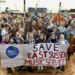 COUNTY MUSIC SERVICE – Funding Issue Escalates