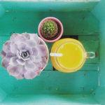 Turmeric, Rosemary & Lemon-infused Tonic
