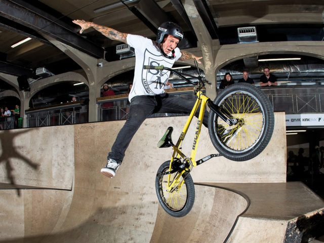 BMX: The Battle  of Hastings –  on Wheels