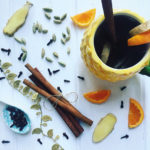 Orange, Cinnamon & Ginger Tea