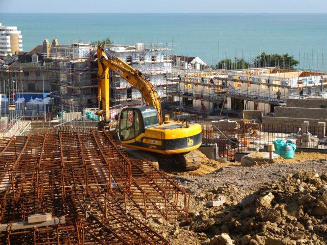 House-Building In Hastings