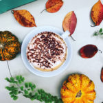 Turmeric, Chai, Cinnamon & Coconut Latte