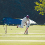CRICKET: Over And In But No Match Teas