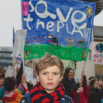Local group campaigns in support of Climate Bill