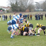 RUGBY: Blown Home!