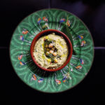 Quick Wild Garlic Hummus