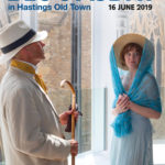Celebrating Bloomsday In Hastings Old Town