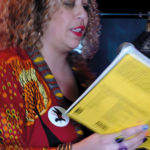 LITERATURE LIVE: Salena Godden And Friends At Crowley's Bar