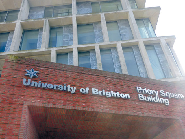 University Of Brighton Buildings On The Market