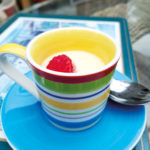 Yellow Granny's Lemon Posset