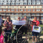 East Sussex to Paris by Bike:  A Gruelling Way To Raise Money