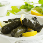 Samera's Malfood Salq (stuffed leaves)*