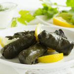 Samera's Malfood Salq (stuffed leaves)*