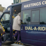 Help people like Helen:  Volunteer for Hastings Community Transport
