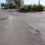 Waste, Potholes And Footpaths