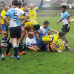 RUGBY: H&B Victorious In Wind And Rain