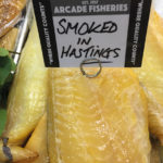 QUICK FISH: Smoked Haddock with Potted Shrimps