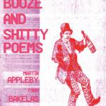 New Jersey Poet Tohm Bakelas Hits Hastings