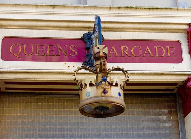 Queens Arcade Falls Under Hammer