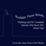 Women's Vigil Moves Online