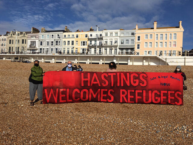 Community-Based Welcome for Refugees