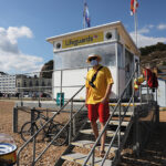 Beach Lifeguard Contract Renewed