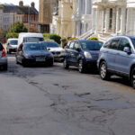 Potholes –  Government Cuts Funding For Repairs