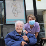 Bus Shelters Showcase Care Home Art