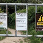 Country Park footpath to be restored