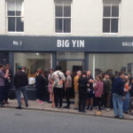 New Gallery in St Leonards: Big Yin