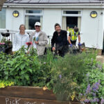 Growing together at St Michael's Hospice